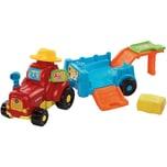 Vtech Tip Tap Baby Tiere Traktor mit Anhänger inkl. 2 Tiere