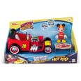 IMC Toys Micky Roadster Racers transformable Hot Doggin' Hot Rod