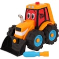 Wader Wozniak Jcb Build Go Traktor Mit Frontschaufel