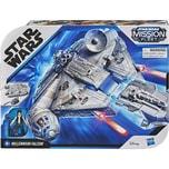 Hasbro Star Wars Mission Fleet Han Solo Millennium Falke 6cm