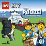 LEGO CD LEGO City 01 - Polizei: Der unheimliche Mister X