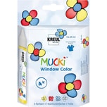 C. Kreul Mucki Window Color 4er-Set