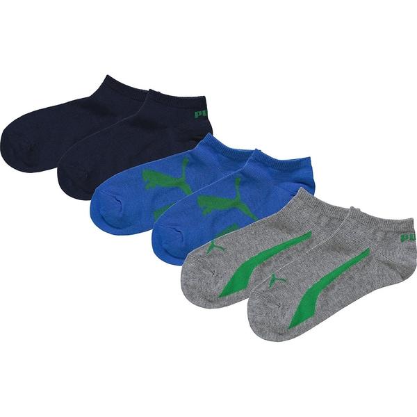 Puma 3Er-Pack Sneakersocken für Jungen
