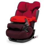Cybex Auto-Kindersitz Pallas-Fix Silver-Line Rumba Red