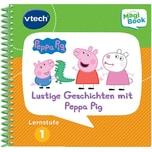 Vtech Lernstufe 1 - Lustige Geschichten mit Peppa Pig