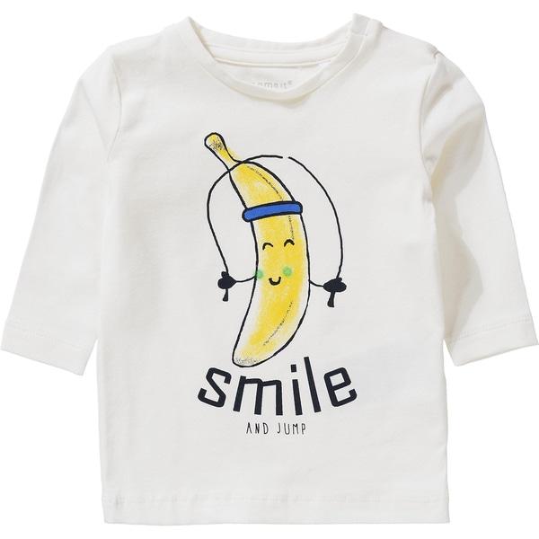 Name It Baby Langarmshirt Nbmdemal für Jungen Organic Cotton