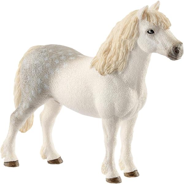 Schleich 13871 Farm World: Welsh-Pony Hengst