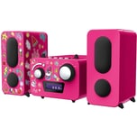 "bigben Stereo Music Center MCD11 ""Einhorn"" pink"