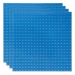 Basisplatte 20x20 Blau Viererpack