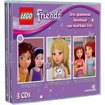 LEGO CD Friends Hörspielbox 3 Audio-CD