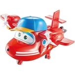 Gulliver Super Wings FLIP Transform Spielzeugfigur Medium