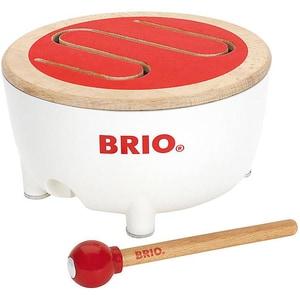 Brio Holz Baby-Trommel