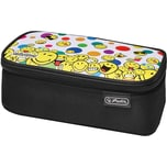 Herlitz Schlamper-Box beatBox SmileyWorld Rainbow Faces