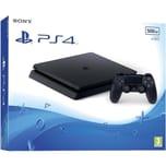 Sony PS4 Playstation 4 Konsole Slim 500GB schwarz