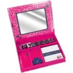 Depesche Horses Dreams Schreibwarenbox Motiv 2 pink
