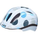 KED Helmsysteme Fahrradhelm Meggy II Trend dots deep blue