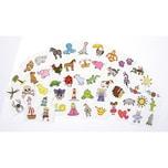 Eduplay Kindergarten-Tattoos 96 Stück