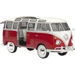 Revell Revell Modellbausatz VW T1 Samba Bus Maßstab 1:24