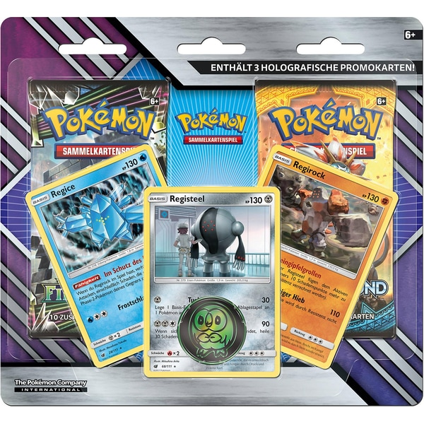 Amigo Pokémon Enhanced 2-Pack Blister 02 DE