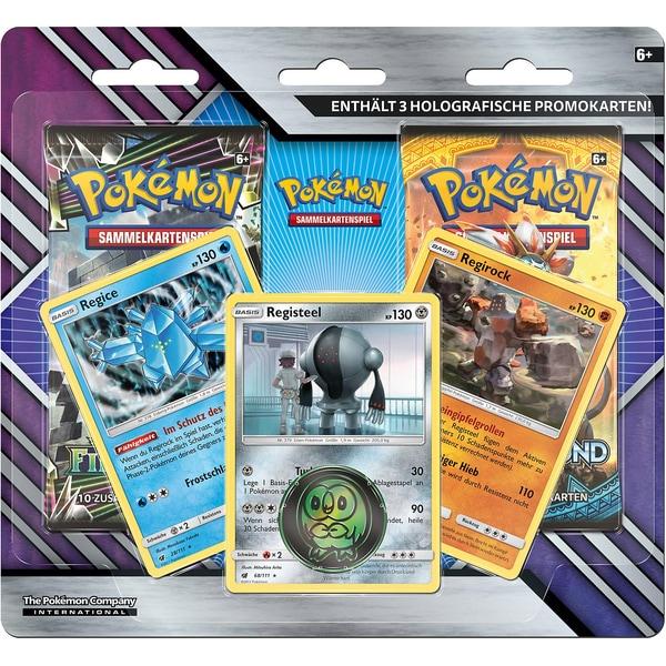 Amigo Pokémon Enhanced 2-Pack Blister 02 DE