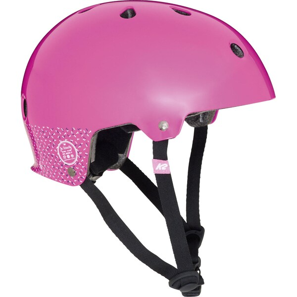 K2 Jr. Varsity Helmet Pink