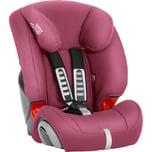 Britax Römer Auto-Kindersitz Evolva 1-2-3 Wine Rose