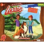 CD Lassie Hörspiel Box 1 3 CDs