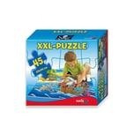 Noris Bodenpuzzle Piraten 45 Teile