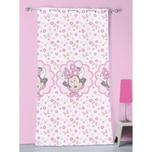 CTI Vorhang Minnie Mouse Stylish Pink 140 x 240 cm