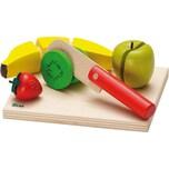 Erzi Spiellebensmittel Schneidset Obstsalat