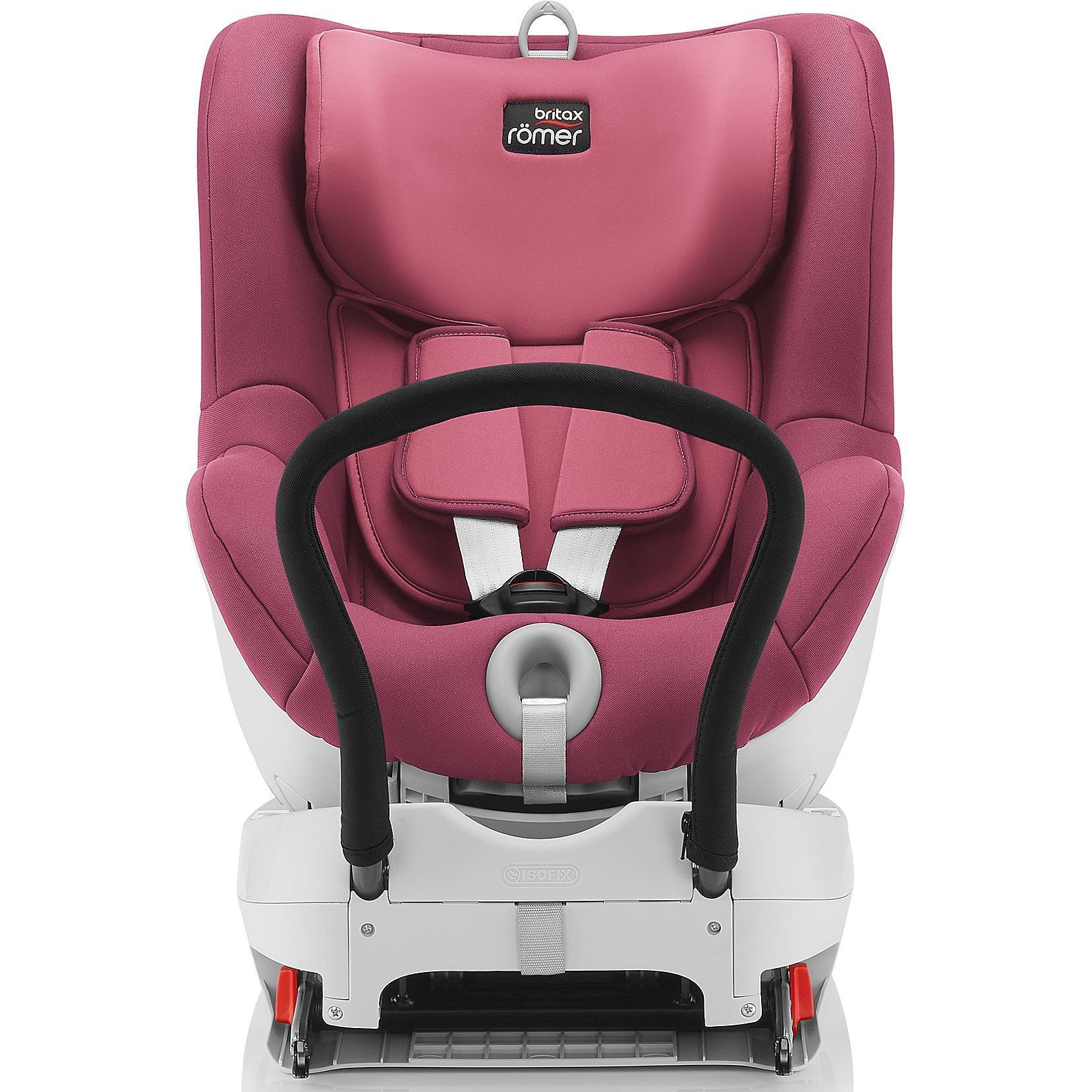 Britax Römer Auto-Kindersitz Dualfix Wine Rose 2019
