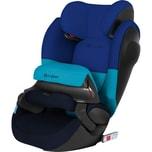 CYBEX Auto-Kindersitz Pallas M-Fix SL Silver-Line Blue Moon-Navy Blue