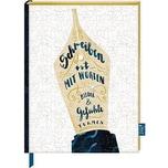 Coppenrath Notizbuch mit glitzerndem Stoffeinband - BücherLiebe