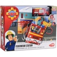 Dickie Toys Feuerwehrmann Sam Feuerwehr Station