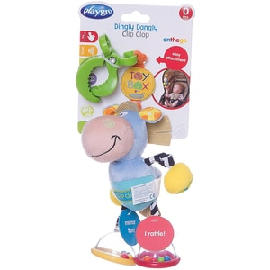 Playgro Mini Mobile Pferd Klipp klapp