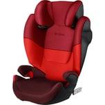 CYBEX Auto-Kindersitz Solution M-Fix Silver-Line Rumba Red Silver-Line