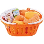 Playgo Spiellebensmittel Brotkorb gefüllt