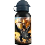 P:OS Alu-Trinkflasche Dragons 400 ml