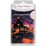 Städter Ausstecher Happy Halloween 4-Tlg.