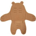 Childhome Universal Kissen Einlage Teddy für Hochstühle und Buggys beige