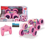 Dickie Toys RC Fahrzeug Pink Drivez Candy Flippy RTR