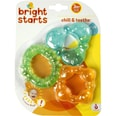 Kids Ii Bright Starts Chill Teethe Beißringe 3er-Pack