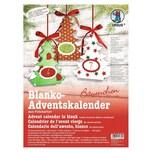 Ursus Blanko-Adventskalender Bäumchen