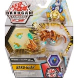Spin Master Bakugan Armored Alliance Ultra Pharol x Gillator Fusions-Bakugan mit Baku-Gear 1er Pack