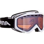 Alpina Skibrille Turbo white HM