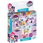 Totum My Little Pony Glitzerfolienkarten