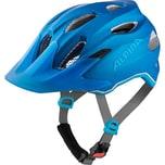 Alpina Fahrradhelm CARAPAX JR. FLASH true-blue matt 51-56