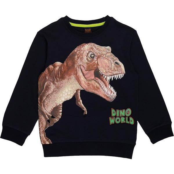Dino World Sweatshirt für Jungen
