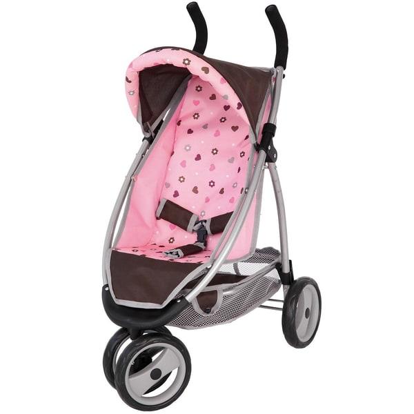 Bayer Puppenwagen Jogger rosa
