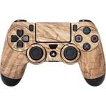 ak tronic Skin für PS4 Controller Wood